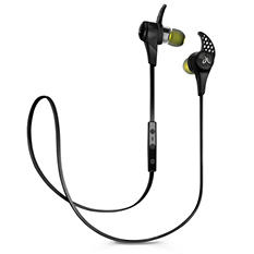 Jaybird BlueBuds X - Premium Bluetooth Buds Headphones - Midnight Black