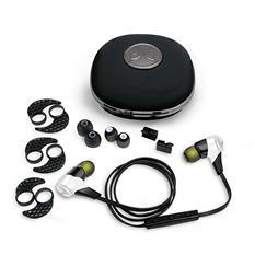 Jaybird BlueBuds X - Premium Bluetooth Buds Headphones - Storm