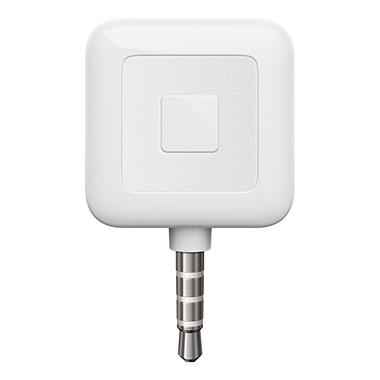 Square Card Reader 2-Pack - Accessory
