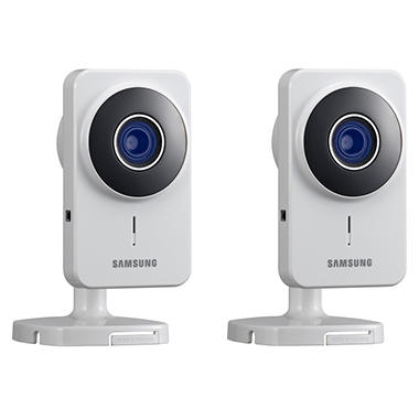 Samsung SmartCam WiFi Security Camera - 2-Pack