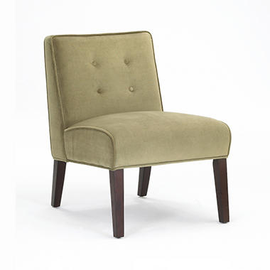 Plato Accent Chair - Taupe