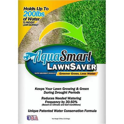 AquaSmart Lawn Saver (30 lb. Bag)
