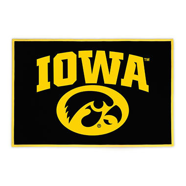 Iowa Hawkeyes Blanket for a Blanket