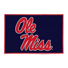 """Mississippi """"Ole Miss"""" Rebels Blanket for a Blanket"""