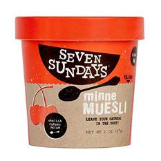 Seven Sundays Minne Muesli, Vanilla Cherry Pecan (2 oz, 6 pk.)