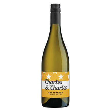 CHARLES AND CHARLES CHARDONNAY 750ML