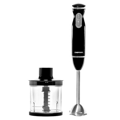 Chefman Immersion Blender with Food Chopper Attachment