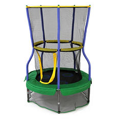 "Skywalker Trampolines 40"" Lilypad Adventure Bouncer and Enclosure"