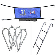 Trampoline Accessory Game Kit
