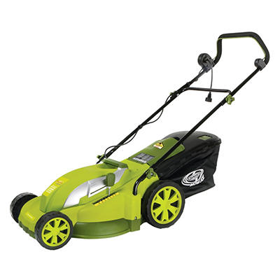 "Sun Joe Mow Joe 17"" 13-Amp Electric Lawn Mower/Mulcher"