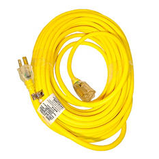 Power Joe 14 Gauge 50' Low Temp Extension Cord with Lighted End