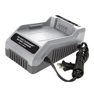 Snow Joe/Sun Joe iON 40-Volt EcoSharp™ Lithium-Ion Charger