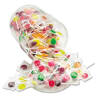 Assorted Lick Stix Candy Suckers - 220 pc.