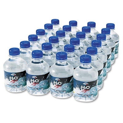 100% Natural Bottled Spring Water - 8 oz. 24 pk.