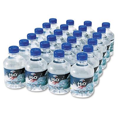 100% Natural Bottled Spring Water - 8 oz. 24 pk.