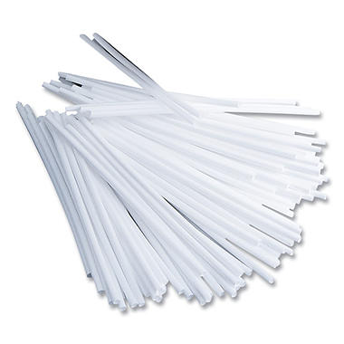 Office Snax Plastic Stir Sticks - 1,000 ct.
