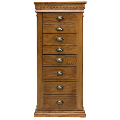 Hives & Honey Madison Jewelry Armoire - Rustic Pine