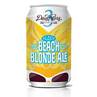 3 Daughters St. Pete Beach Blonde Ale (12 fl. oz. can, 6 pk.)