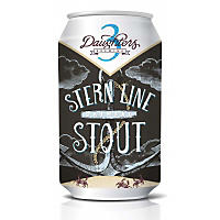 3 Daughters Stern Line Stout Craft Beer (12 fl. oz. can, 6 pk.)