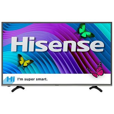 hisense  class  smart tv cuu sams club