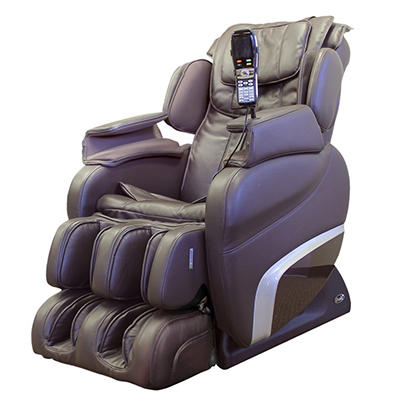 Titan TI-7700R Massage Chair, Brown