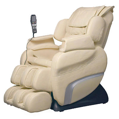 Titan TI-7700R Massage Chair, Cream