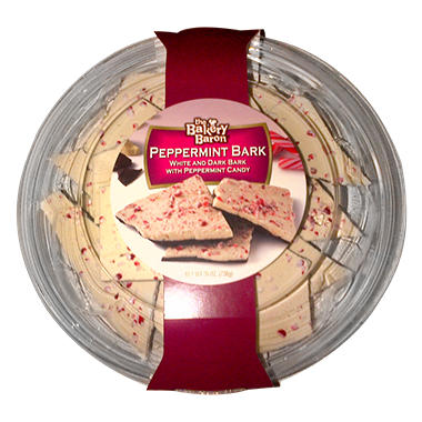 The Bakery Baron Peppermint Bark - 26 oz.