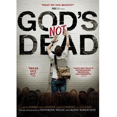God's Not Dead - BD/DVD Combo