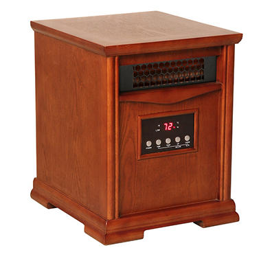 LifeSmart Stealth 6 Infrared Heater