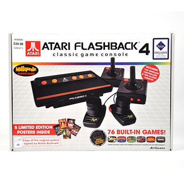 Atari Flashback 4 Deluxe