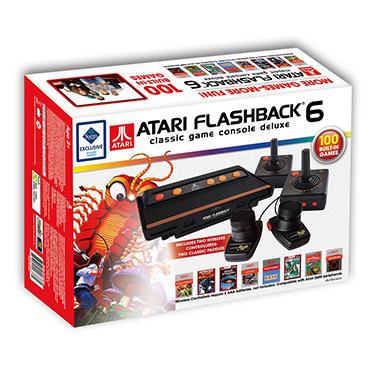 Atari Flashback 6 Deluxe Sam S Club