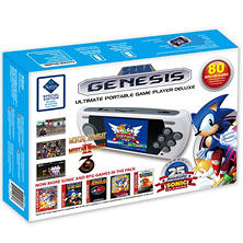 Sega Genesis Ultimate Portable Game Player Deluxe