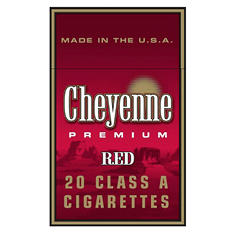 Cheyenne Red Box - 200 ct.