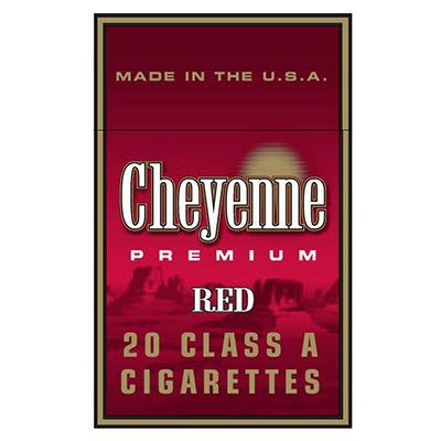 Cheyenne Red Box - 200 ct.