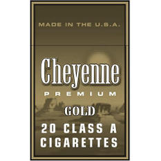 Cheyenne Gold Box - 200 ct.