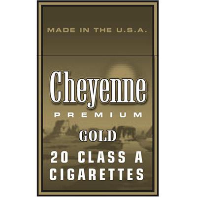 Cheyenne Gold Box - 200 ct.