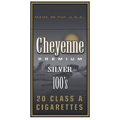 Cheyenne Silver 100s Box - 200 ct.