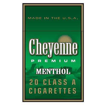 Cheyenne Menthol - 200 ct.