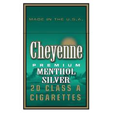 Cheyenne Menthol Silver - 200 ct.