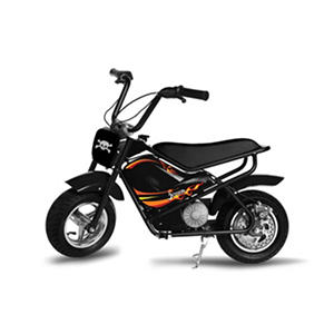 Jetson Junior Kids E-Bike - Choice of Black Flames or Red