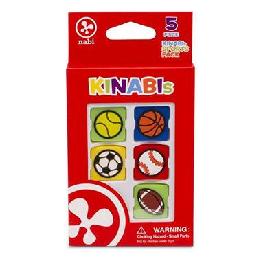 Kinabi Food Interest 5 Pack - Various Desserts