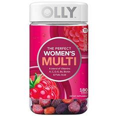 Olly Women's Multi, Berry (180 ct.)