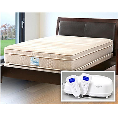 Serta Perfect Aire 4-Zone Premier Mattress - Cal King