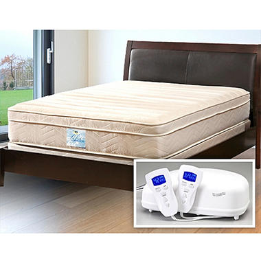 Serta Perfect Aire 4-Zone Premier Queen Mattress