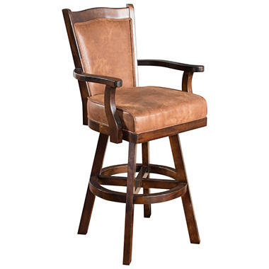 Riodoso Swivel Bar Stool Sam S Club