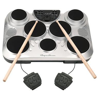 Spectrum AIL 602 - 7 Pad Digital Drum with Drum Stand