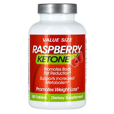 Raspberry Ketone 125mg - 180 ct.