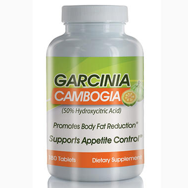 Garcinia Cambogia Dietary Supplement - 180 Count