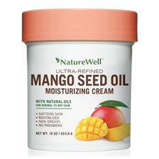 Nature Well Mango Seel Oil Moisturizing Cream (16 oz.)