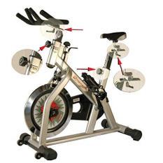 Fitnex Momentum Exercise Bicycle